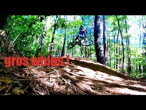 EDIT | home spot ! Mtb freeride