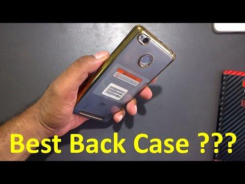 best back case for redmi 3s Prime (soft case, hard case, tpu case, sandstone case)