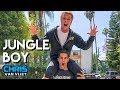 Jungle Boy On His Father Luke Perry AEW Advice From Cody His Quentin Tarantino Movie Role