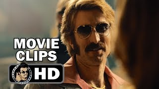 FREE FIRE - 3 Movie Clips + Trailer (2017) Armie Hammer Brie Larson Action Comedy HD