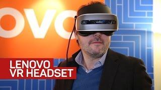 Lenovo debuts VR that won