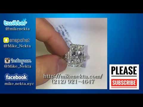 Rectangular Big Diamond