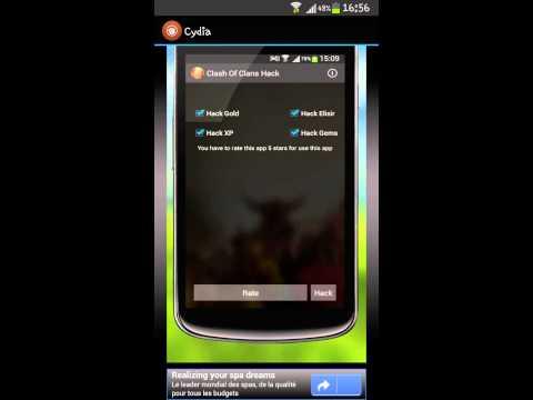Présentation de Cydia Sur L'Android! :)