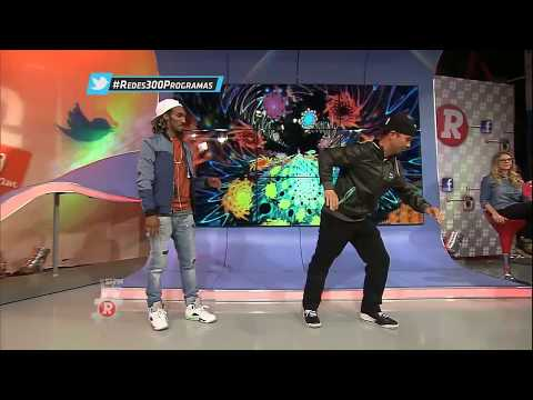 Marquese Scott and Poppin John | ESPN Redes 2015