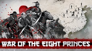 Rise of Jin and the War of the Eight Princes DOCUMENTARY