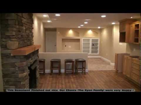 Gas Fireplace for your basement!