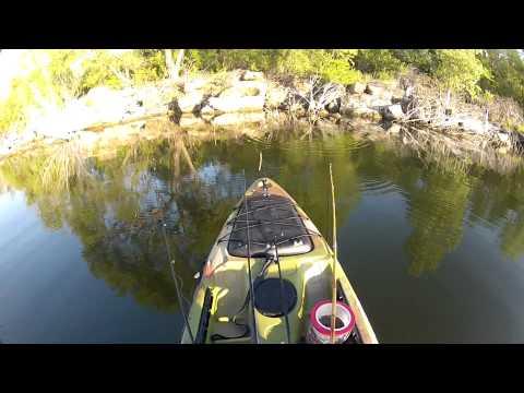 Catching Bream Like My Grandpa Taught Me, Kayak Fishing