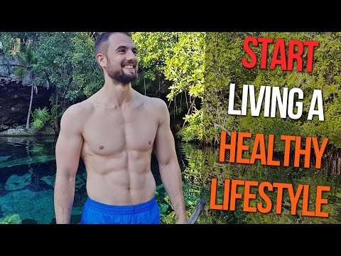 How To Start a Healthy Lifestyle (Using Science of Self-Persuasion)