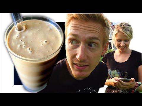 GIVEN A MAGIC MUSHROOM MILKSHAKE | Q&A with Hollie