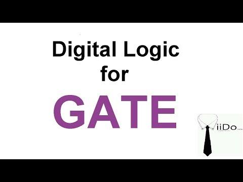 02 DIGITAL LOGIC - Basic Logic Gates - | Gate | PSUs | B. Tech