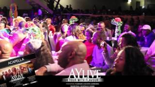 AY Live Comedy Show & UK Tour with Flavour 2015