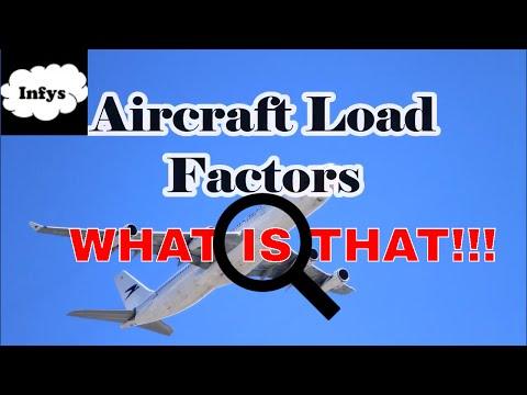Aircraft Load Factors