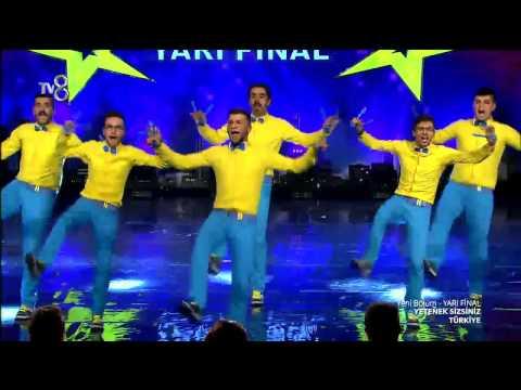 Grup Kaşıks'ın Yarı Final Performansı - Yetenek Sizsiniz (6.Sezon 45.Bölüm)