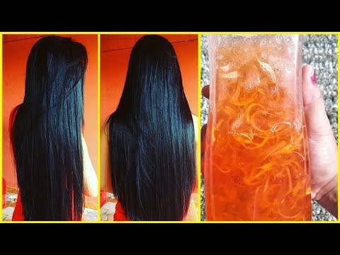 Onion Shampoo: How to Grow Long Thicken Hair with Onion | Get Long, Thick, Shiny, Smooth Hair