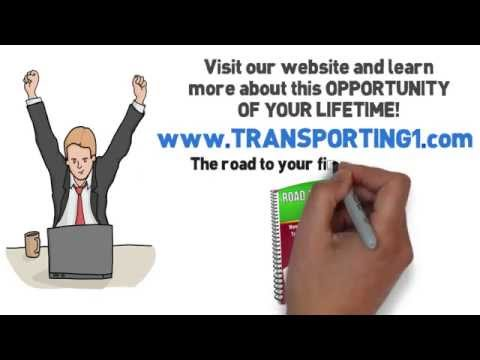 How to start a transport company - Make money with private transportation