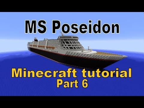 MS Poseidon Minecraft Tutorial Part 6