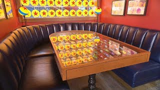 Lamplight Lounge FIRST LOOK inside new Pixar Pier restaurant at Disneyland Resort