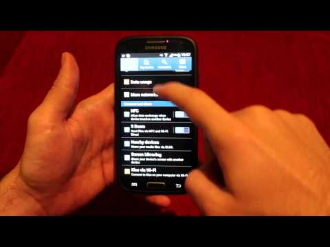 How to Take a Screenshot on Samsung Galaxy S4