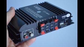 Amplificatore Audio LEPY- ONEU /// UNBOXING E PROVA