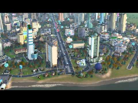 SimCity traffic issues