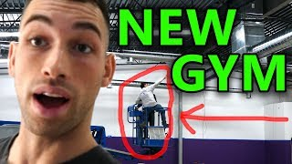 OPENING OUR 3RD GYM | Vlog - Ep. 1 | How to Start Up Your Own Gym Fitness Business Personal Training