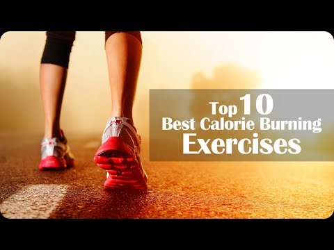 Top 10 Best Calorie Burning Exercises