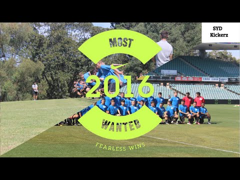 Nike Most Wanted - 2016 - Sydney - Trial