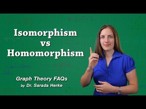 Graph Theory FAQs: 04. Isomorphism vs Homomorphism
