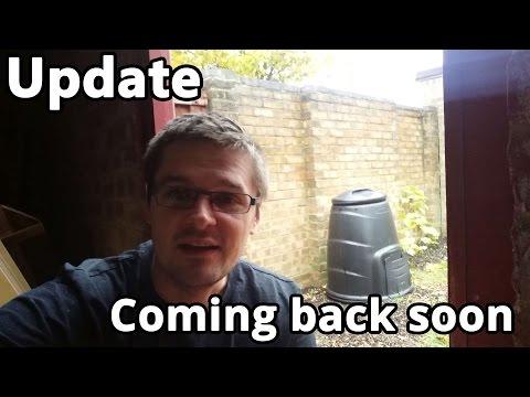 Update - Coming back soon
