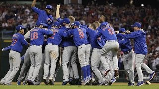 108 YEARS IN THE MAKING: THE CUBS WIN