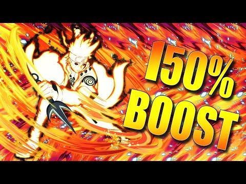** KCM MINATO 150% ATTACK BOOST  ** | ** Naruto Ultimate Ninja Blazing *