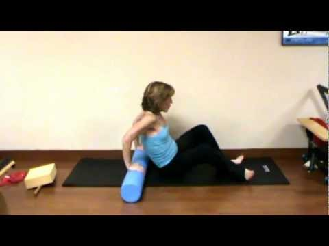 Thoracic mobility to improve spine health