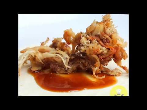 Crispy Shredded Chinese Chicken | GrubHub | Food