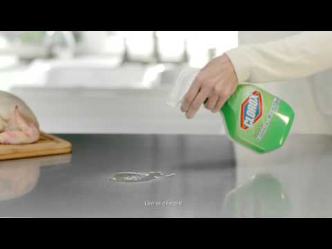 Clorox How-To:  Cleaning Steel