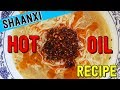 Chinese SPICY Hot Chili Oil Recipe 2.0