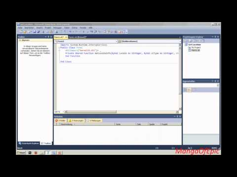 Visual Basic - Get Location/Country