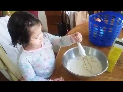 LORA VA LEE MAKE PAN CAKE # 1