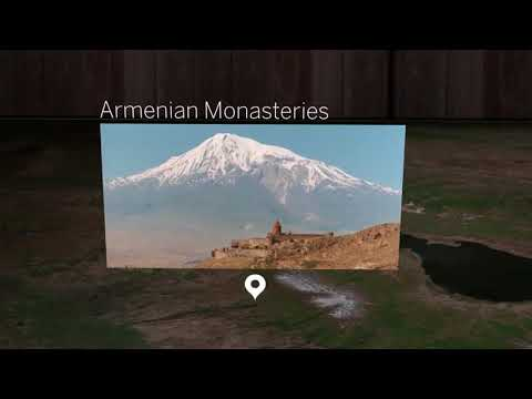Explore Georgia, Armenia & Azerbaijan like never before