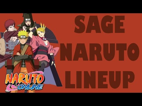 Naruto Online Guide - Breeze Dancer - Sage Naruto, He'll Blow You Away