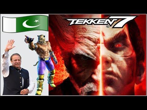 Tekken 7 Game Play by Pakistani Gamer 2018
