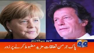 Geo Headlines - 08 PM - 01 October 2018