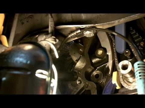 Mini Cooper S - R53 Timing Chain Tensioner Install