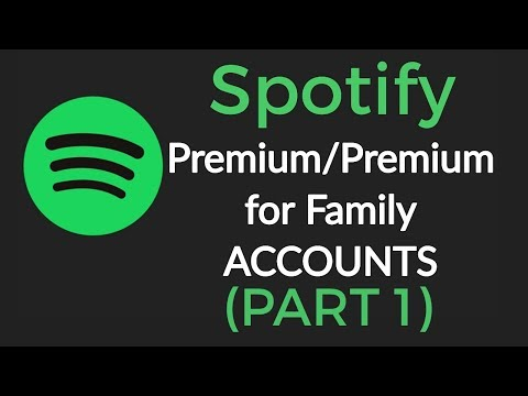 Spotify Premium Accounts – August 2017 (Spotify Premium for Family/Autopagable Accounts Giveaway)