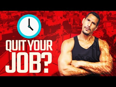 When Is The Right Time To Quit Your Job?