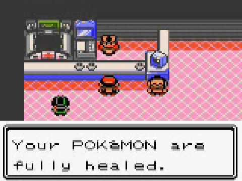 Pokemon Silver Pt. 21- Fifth Gym