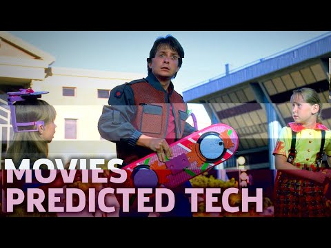 9 Movies That Predicted Current Technology