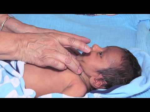 Luiza DeSouza Baby Tips: Massage & Touching For Your Baby