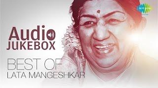 Best of Lata Mangeshkar - Vol 1 | Dekha Ek Khwab | HD Song Jukebox