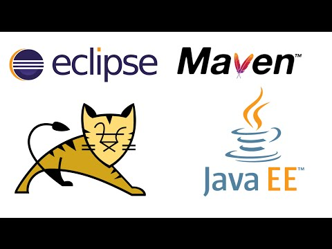 How to create Java WEB project with Eclipse, Maven and Tomcat