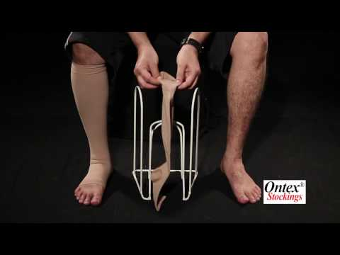 How to wear Compression Stockings - Benefits of Cotton Compression Stockings